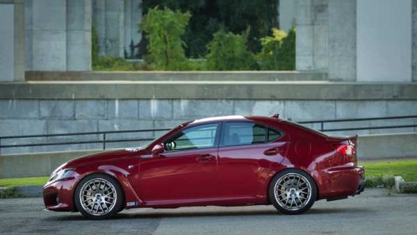 Isc Suspension Lists Its Lexus Is F For Sale Isc Suspension