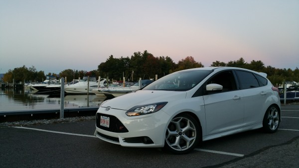New Product Release Ford Focus St Coilovers Isc Suspension
