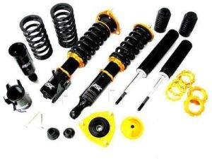 ISC coilovers/suspension - BMW E90