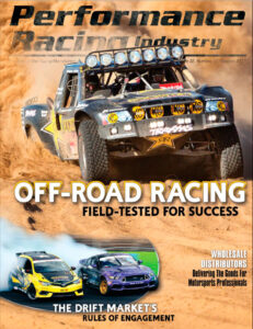 Performance Racing Industry October 2017 Magazine Issue